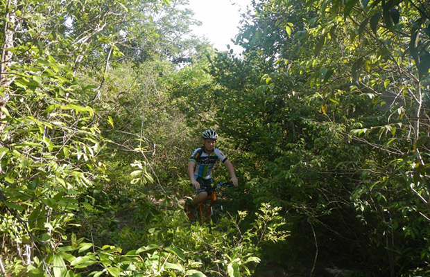 Angkor Archaeology Single Track, Siem Reap Cycling Tour