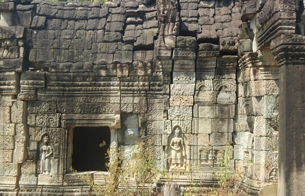 Banteay Thom Temple, Siem Reap Cycling Tour