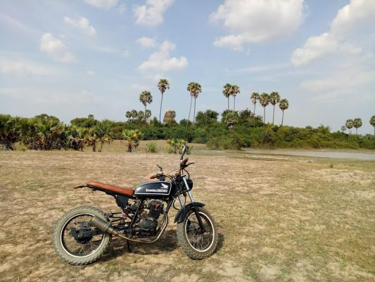 Custom bike tours Siem Reap, Motorbike Adventures Siem Reap