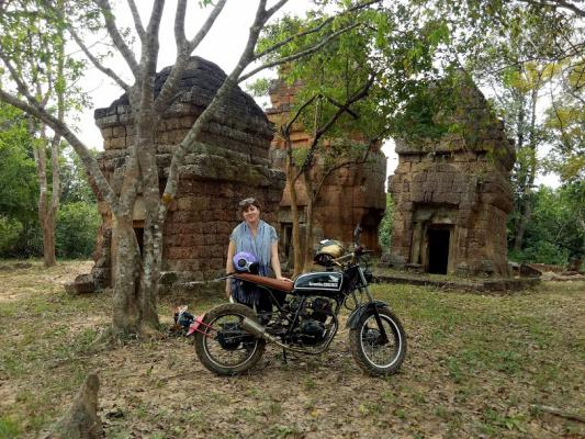 Hidden Treasures Siem Reap, Motorbike Adventures Siem Reap