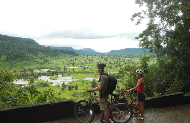 Explore Kulen Mountain Tour, Siem Reap Cycling Tour