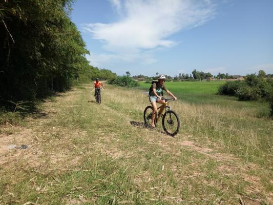 Siem Reap Cycling Tour, Cambodia Cycling Tour