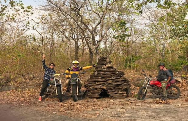 Explore De Kulen Mountain by Motorcycle Tour 2days