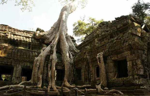 Angkor Cycling Tour