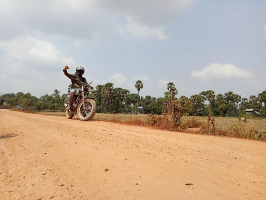 Cambodia Trails Explorer, Motorbike Adventures Siem Reap